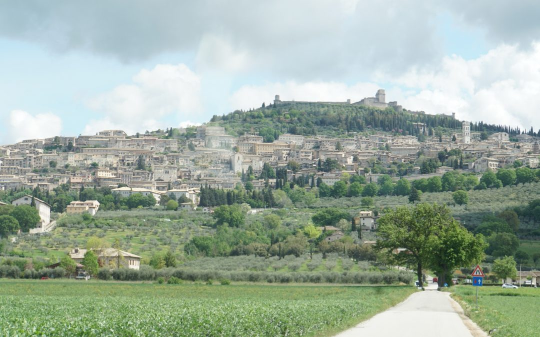 Tuscany, Day 2: Assisi
