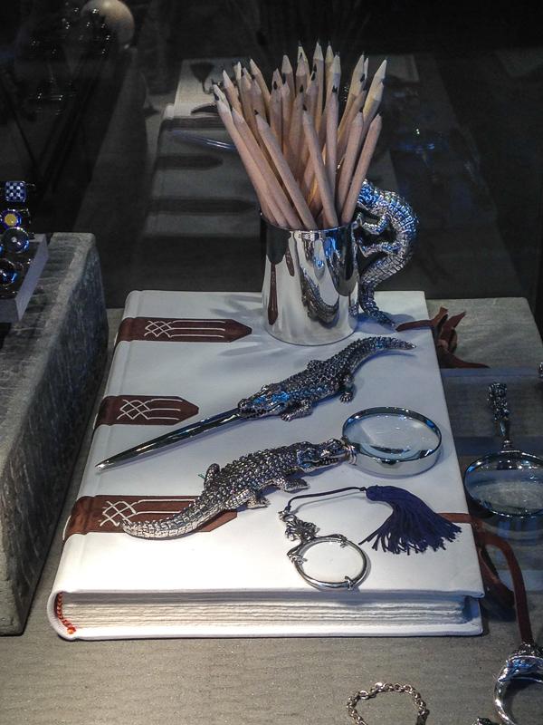 Shop window in Ponte Vecchio