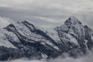 Schilthorn mountain view