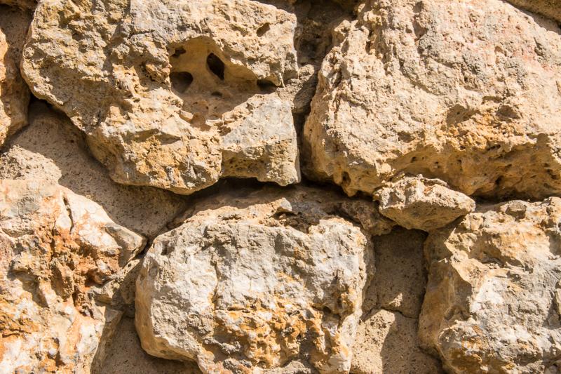 Stone wall of Monteriggioni