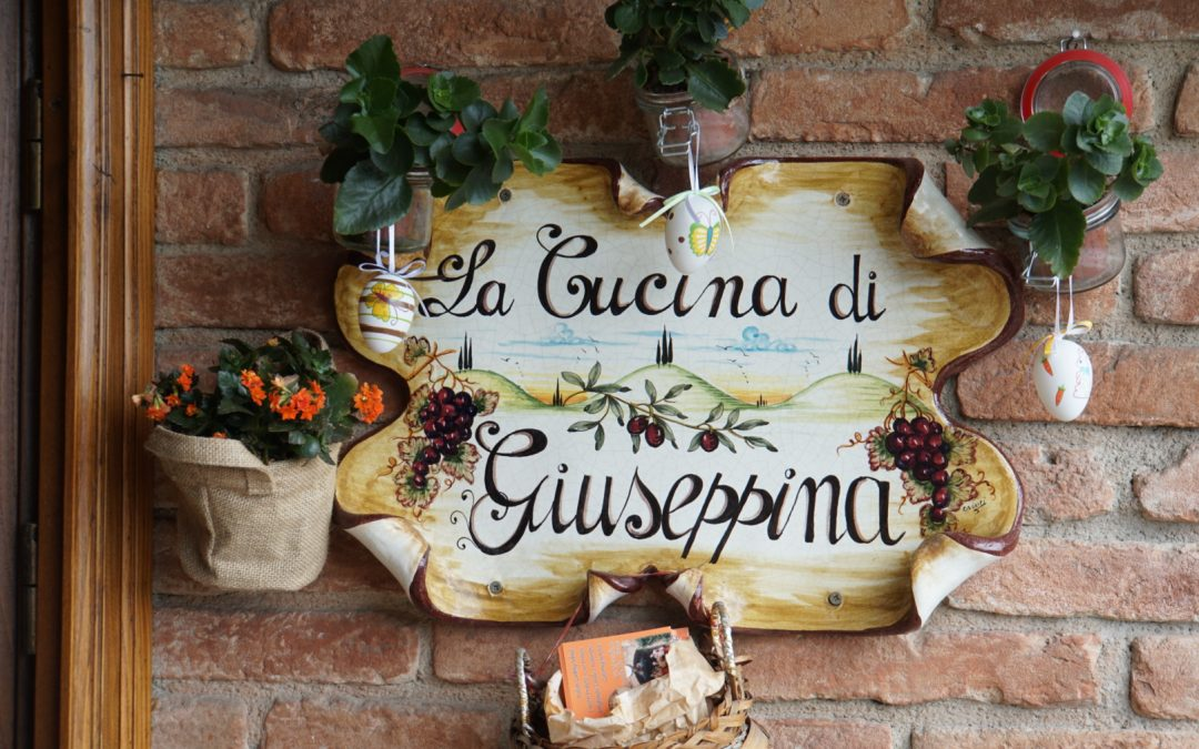 Tuscany, Day 3: Cooking in Certaldo