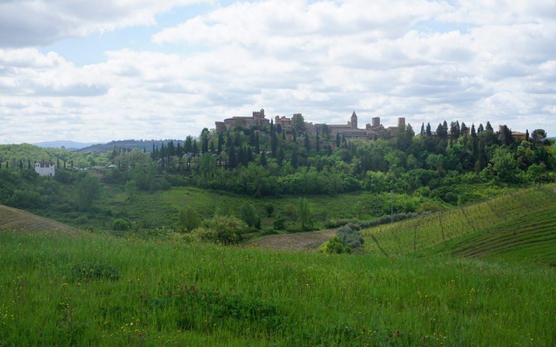 Tuscany, Day 3: San Gimignano