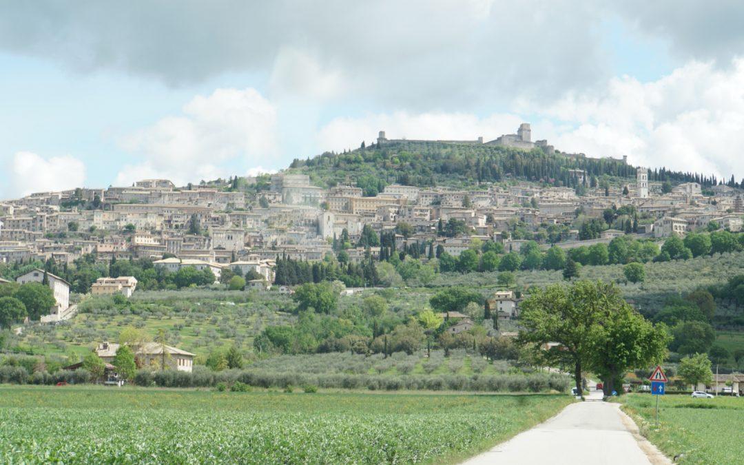 Tuscany, Day 2: Assisi